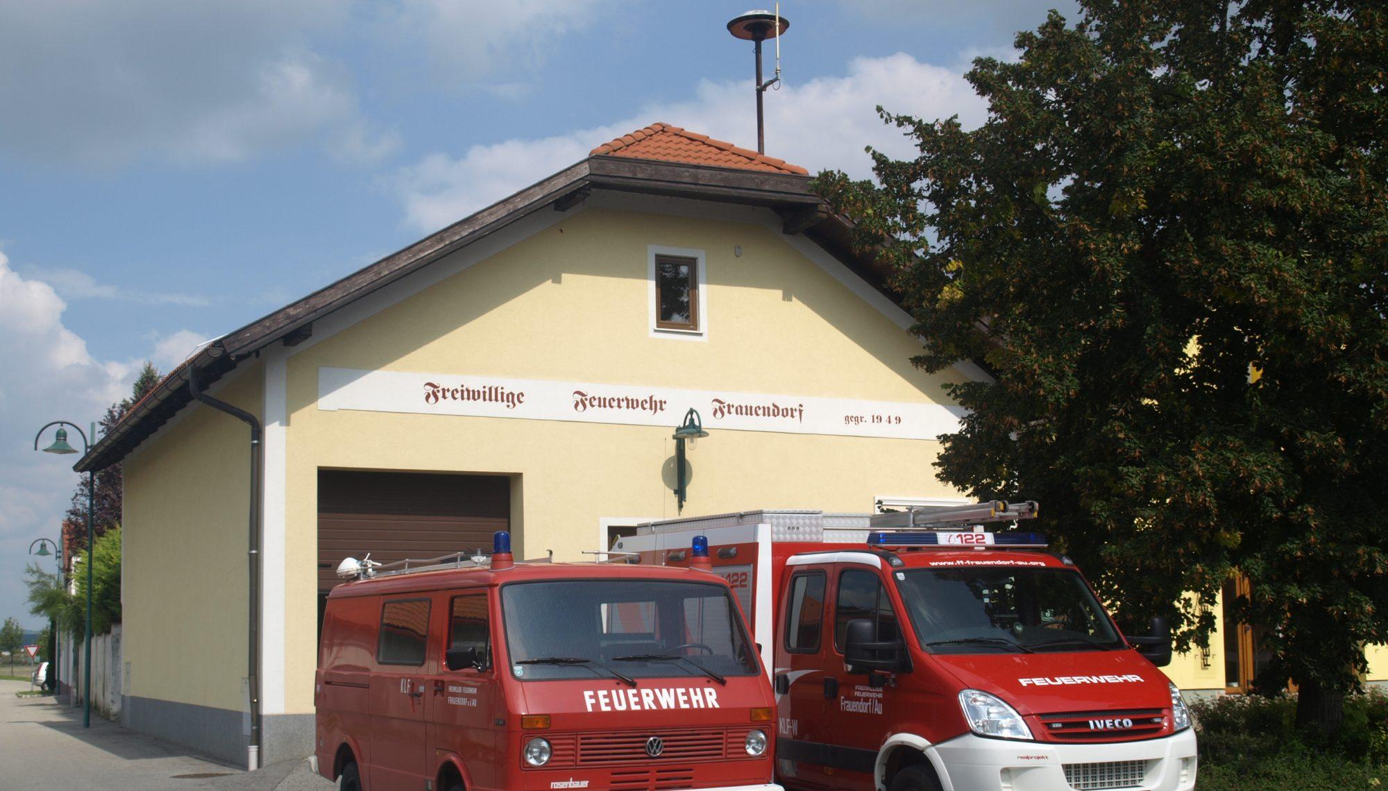 Feuerwehr Frauendorf